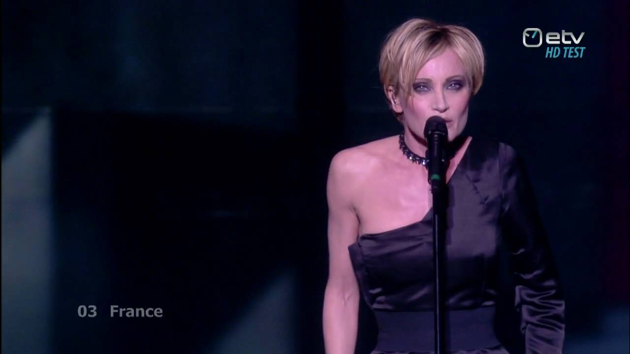 Patricia Kaas is disappointed with the results of Eurovision 18.05.2009