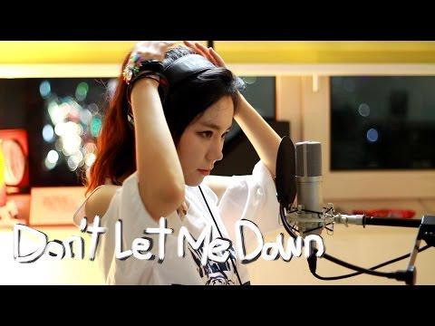Don't Let Me Down - J.Fla