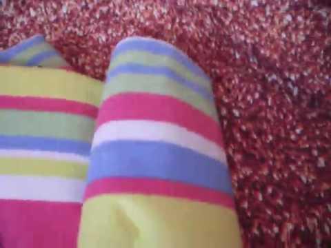 Forfar Picknickdecke Campingdecke Fleece mit wasserabweisender Unterseite 200 200cm Regenbogen