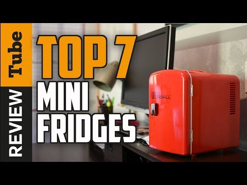 ✅Mini fridge: Best Mini fridges 2019 (Buying Guide)