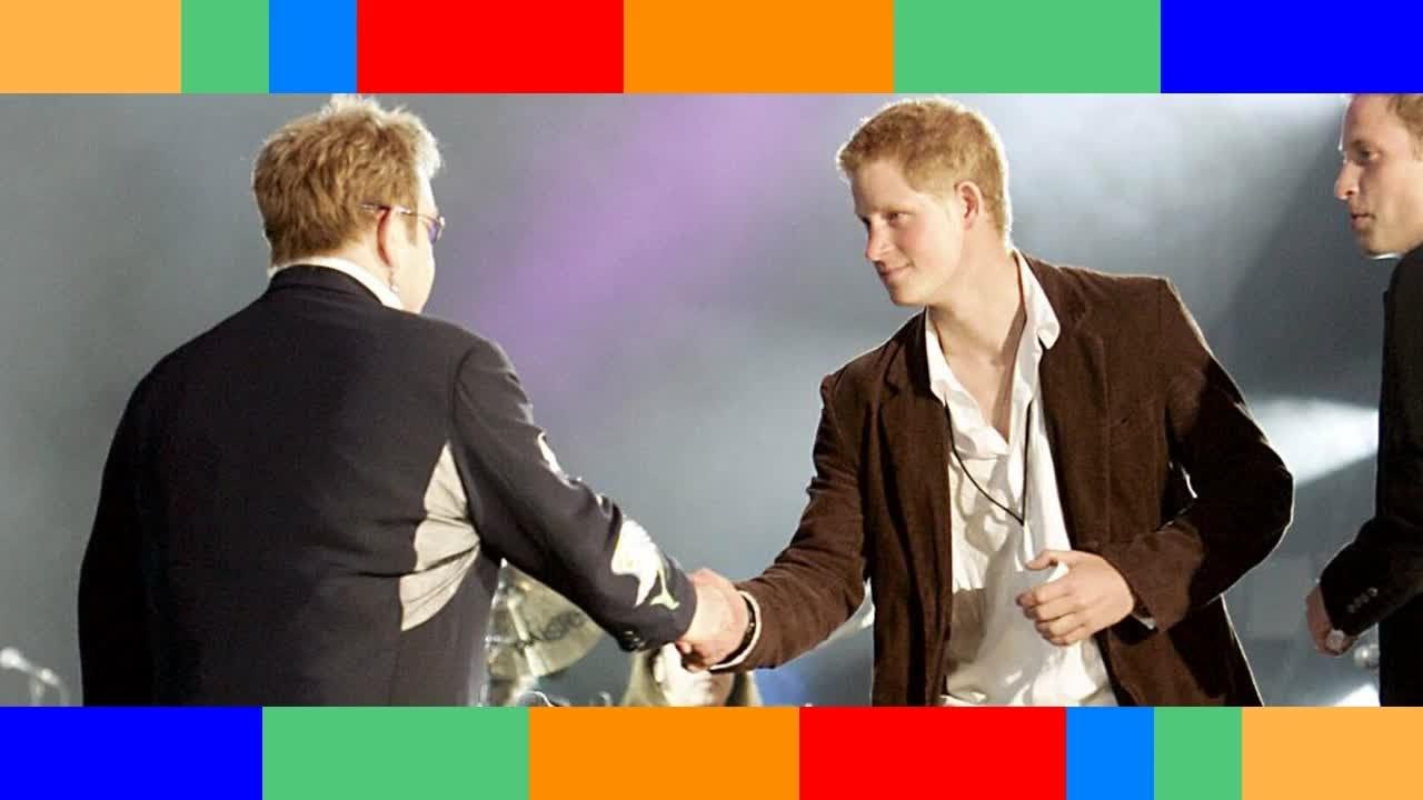 Lady Diana  son ami proche Elton John décline l'invitation à la fête hommage du prince William