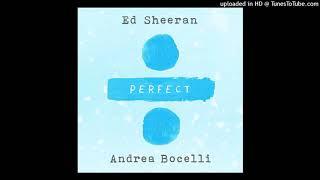 perfect symphony ed sheeran andrea bocelli lyrics karaoke