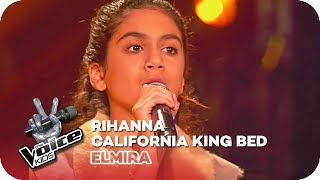Rihanna - California King Bed | Blind Auditions | The Voice Kids 2016 | SAT.1