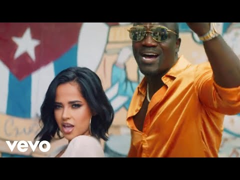 "Akon – ""Como No"" ft. Becky G"