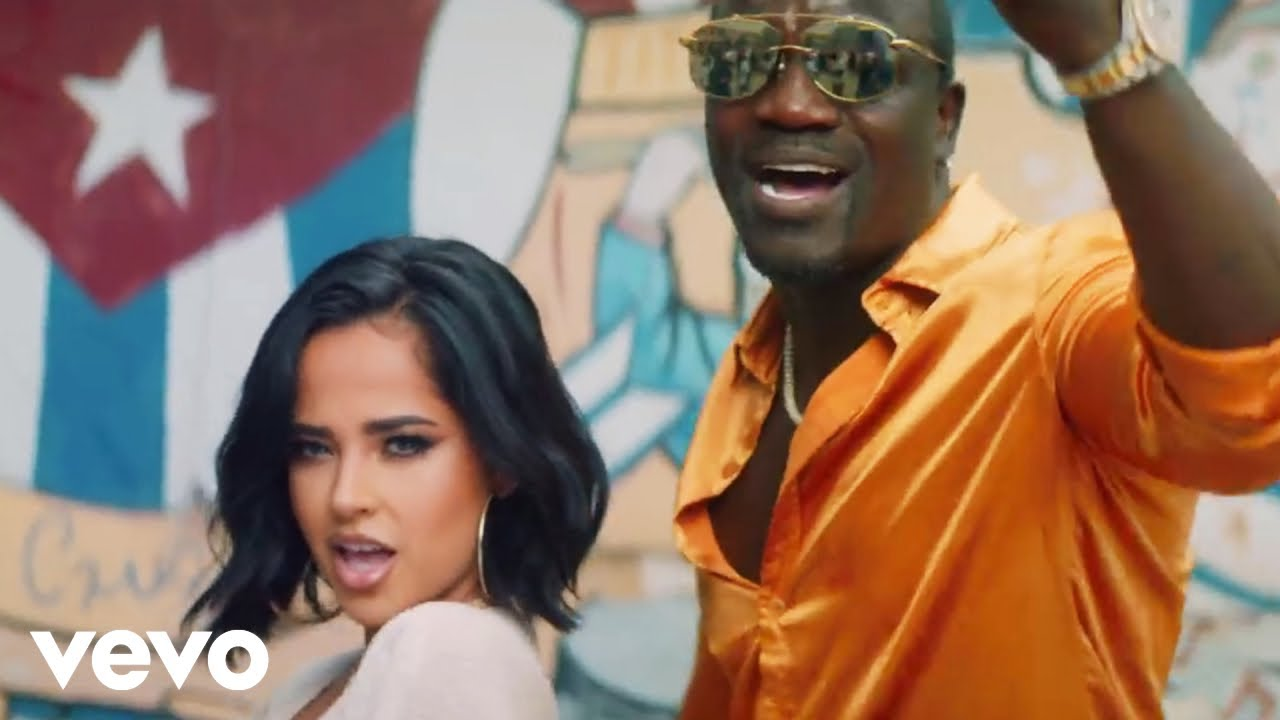 Akon - Como No Ft. Becky G (Official Music Video)
