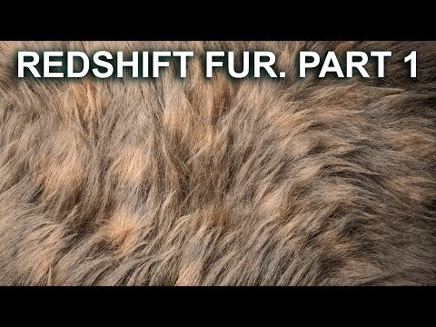 creating fur using ornatrix in 3ds max tutorial by andrew krivulya