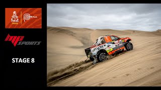 MP-SPORTS DAKAR 2019 - Stage 8
