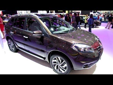 Renault  Koleos Паркетник класса J - рекламное видео 2