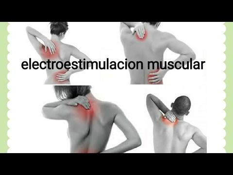 Como aliviar el dolor de espalda con electroestimulacion muscular /Como usar Tens 3000