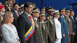 Haley Says Venezuela's President Maduro Must Go