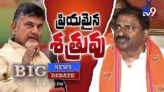 Big News Big Debate || TDP vs BJP over AP Special Status || Rajinikanth TV9