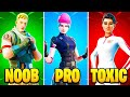 20 Types of Fortnite Players, Which One Are You?