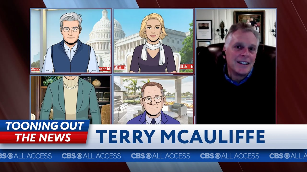 Former DNC Chair Terry McAuliffe on the art of begging donors over Zoom thumbnail