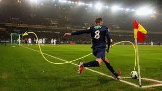 sport fotbal - goluri din corner