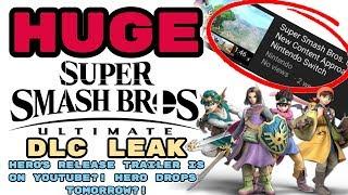 super smash bros ultimate dlc trailer leak - Thủ thuật máy tính