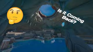 Is The GROTTO Coming Back? (Fortnite Explanation)