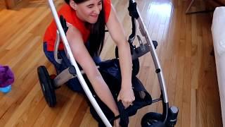 Cara Mudah Membersihkan dan Merawat Stroller Bayi