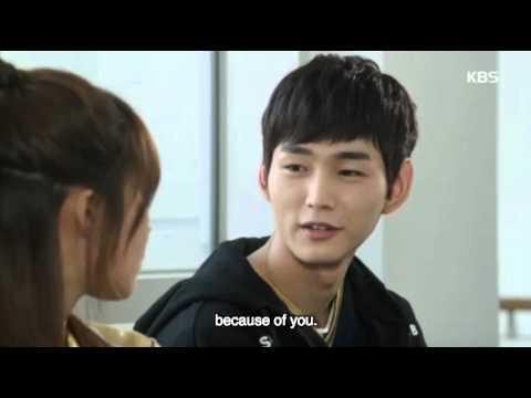 Sassy go go fav scenes  kim yeol hugging yeon doo    ep 6