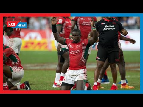 Kenya Rugby Sevens captain Andrew Amonde retires from the national team Shujaa after 15 years