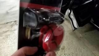 1992 Honda accord замена заднего стекла