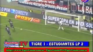 TigreVisión TV: Tigre 1 - Estudiantes LP 2 - Resumen de Fox