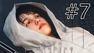 DEATH STRANDING #7: VÁC EM GÁI XINH ĐẸP 55 KG TRÊN LƯNG ĐI GIAO HÀNG =))) Best game of the year !!!