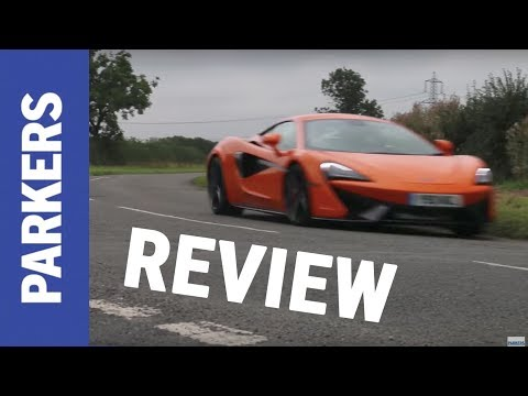 McLaren 570S Coupe Review Video