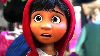 COCO New & Best TRAILER (2017) Disney Family & Kids Animation Movie HD