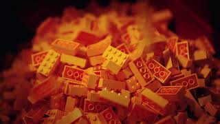 LEGO Bricks In The Making