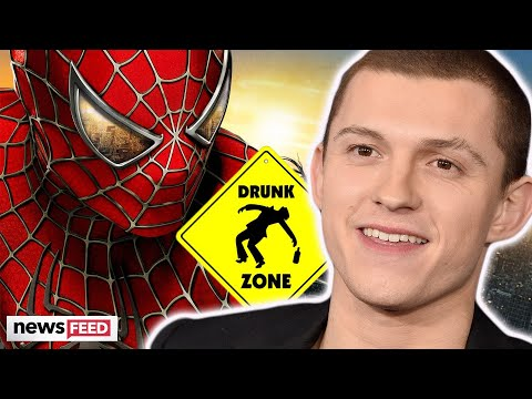 Tom Holland Saved 'Spider-Man' While Intoxicated!
