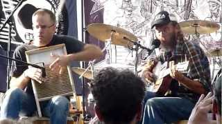 Charlie Parr - Where You Gonna Be (When The Lord Calls You Home) - Live at Weber's Deck.MTS