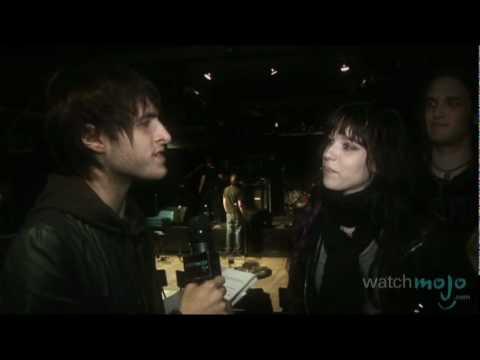 Interview with Halestorm