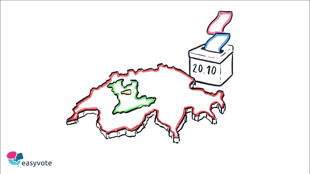 Nationaler Clip für die Wahlen vom 20. Oktober 2019