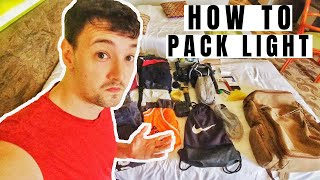 HOW TO TRAVEL SOUTHEAST ASIA WITH ONLY ONE BACKPACK