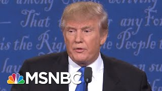 Trump Co-Author: He's Having A 'Catastrophic Internal Experience' | The Beat With Ari Melber | MSNBC