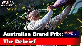 The Debrief: Australia