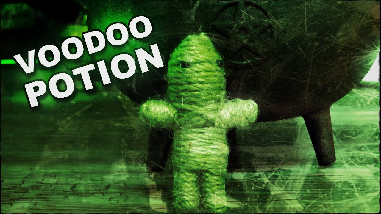 Voodoo Curse: How To Hex Your Friends & Family