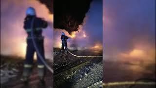 В Николаевской области из-за замыкания горел «ВАЗ»