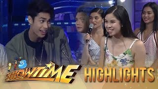 It's Showtime PUROKatatawanan: Donny breaks Kisses' joke