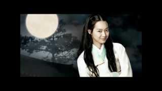 Shin Min Ah - Black Moon (Arang and the Magistrate OST)[Eng+Rom]