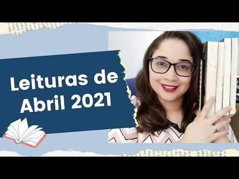AS 6 LEITURAS DE ABRIL 2021 ? : um mês de altos e baixos | Biblioteca da Rô