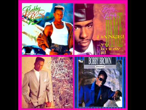 Bobby Brown - New Jack Swing Megamix