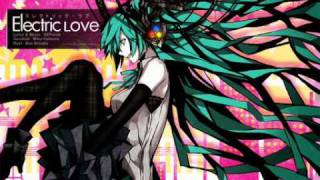 [Miku] Electric Love エレクトリック・ラヴ [Eng. translation in more info]
