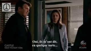 Castle 8x07 'The Last Seduction' Sneak Peek #2 vostfr