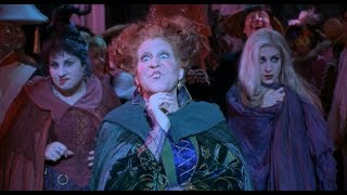 I Put a Spell on You (With Lyrics) | Hocus Pocus
