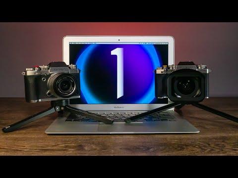 Capture One Fujifilm Tutorial - Lesson 1 - YouTube