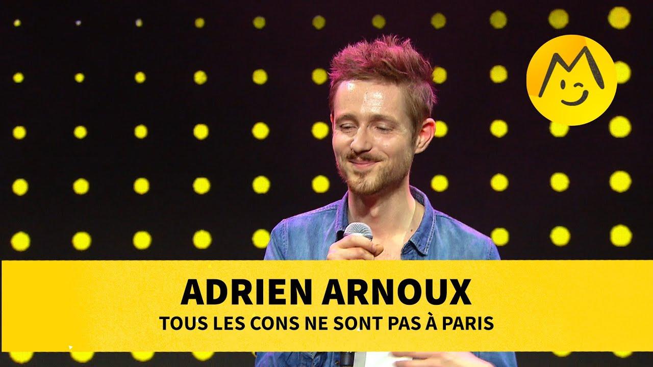 Adrien Arnoux - Extrait de Spectacle