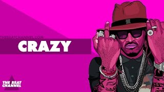 """CRAZY"" Dope Trap Beat Instrumental 2017 