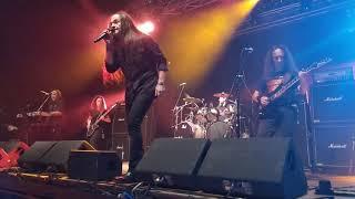 Domine - Arioch, The Chaos Star - Live Trezzo(MI) Metalitalia Festival 15/09/18 italy