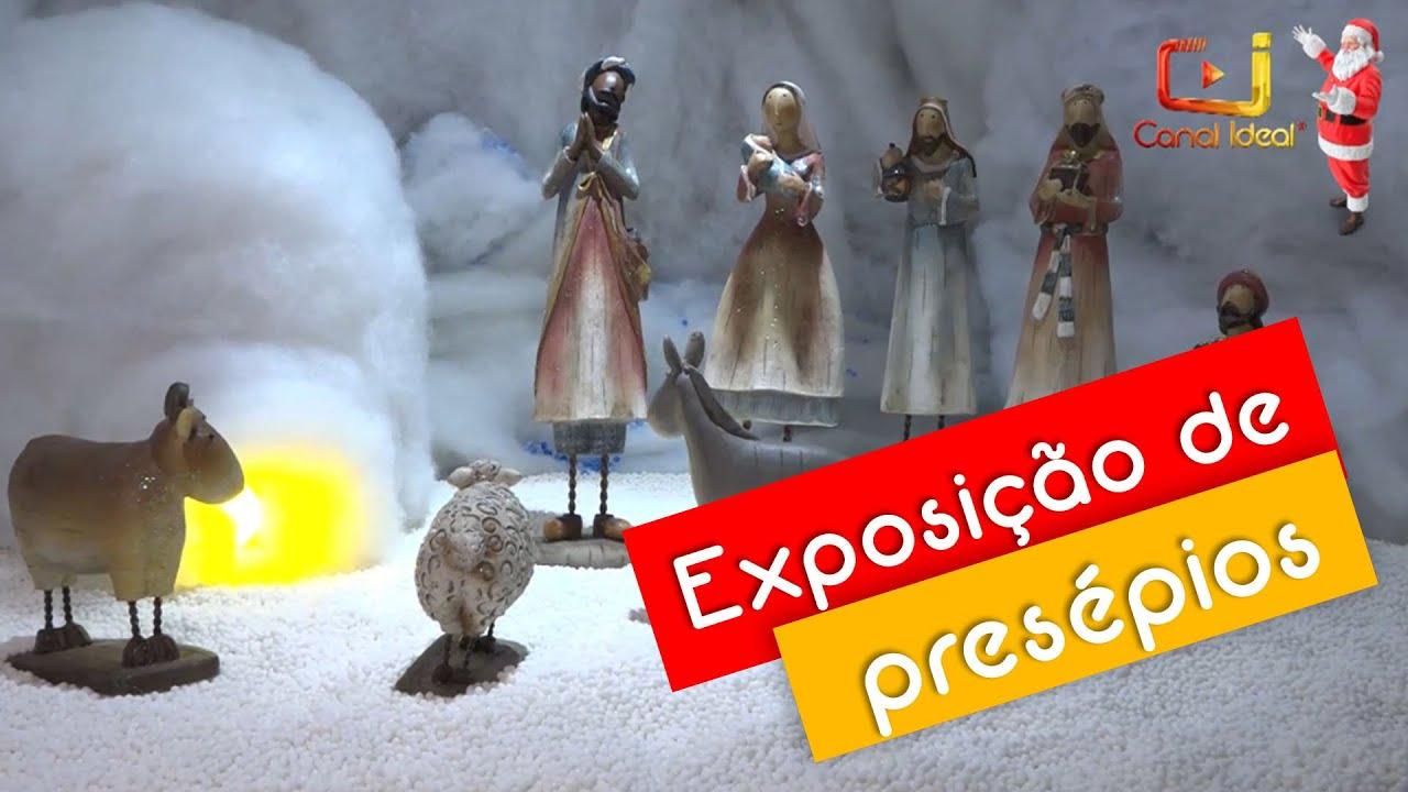Paróquia de Xaxim promove Exposição Internacional de Presépios
